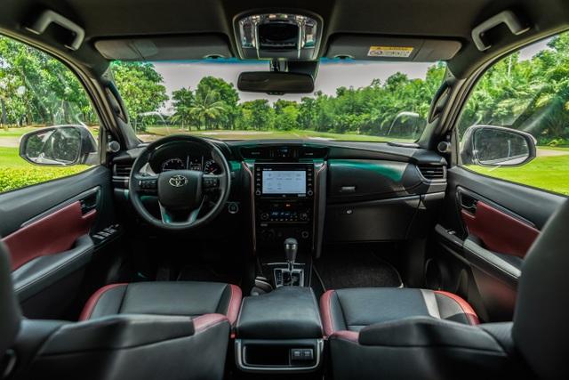 Lý giải sức hút mạnh mẽ của Toyota Fortuner 2020 - 5
