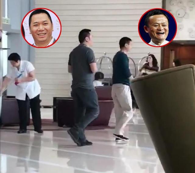 """""""Ông xã"""" của Triệu Vy lộ diện lần đầu sau nghi án ly hôn - 3"""
