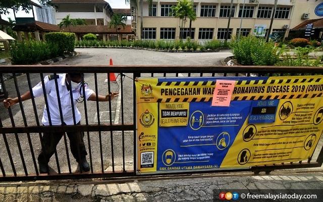 Malaysia: Hơn 2.700 trường học đóng cửa, gần 2 triệu trẻ em bị ảnh hưởng - 1