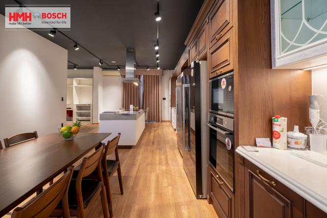 Xu hướng thiết kế nội thất nhà bếp cho không gian sống hiện đại, tiện nghi - 1