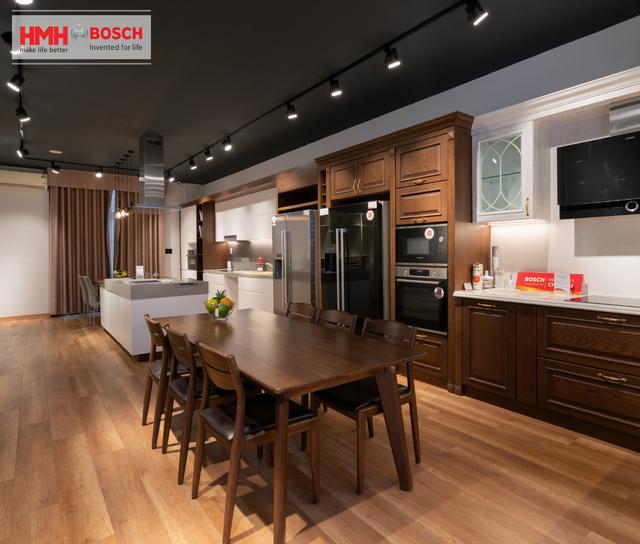 Xu hướng thiết kế nội thất nhà bếp cho không gian sống hiện đại, tiện nghi - 2