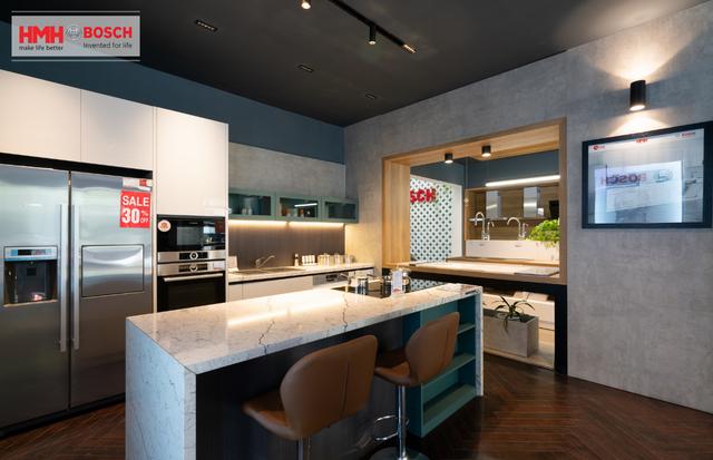 Xu hướng thiết kế nội thất nhà bếp cho không gian sống hiện đại, tiện nghi - 3