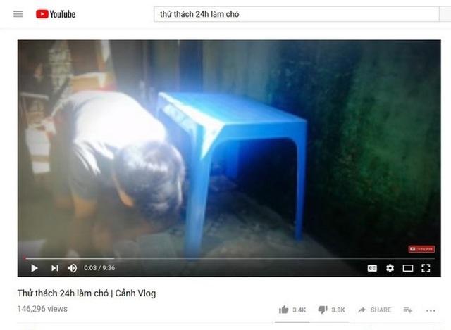 """Mối nguy khôn lường khi Youtuber Việt bất chấp tất cả để """"câu view"""" - 1"""