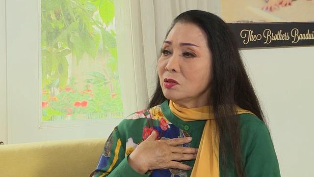 NSND Bạch Tuyết trải lòng về cuộc hôn nhân tan vỡ cùng danh thủ Tam Lang - 6