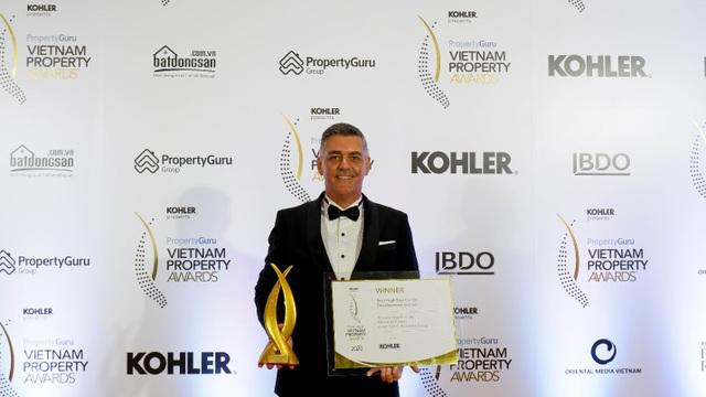 Masterise Homesthắng lớntại PropertyGuru Vietnam Property Awards 2020 - 1
