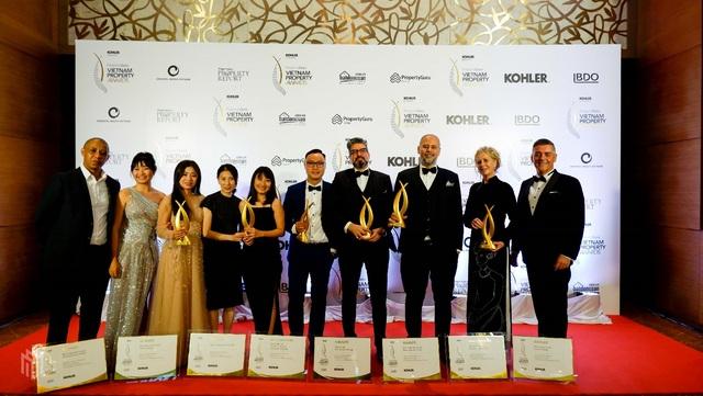 Masterise Homesthắng lớntại PropertyGuru Vietnam Property Awards 2020 - 3