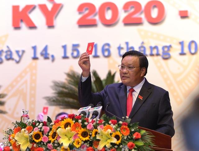 Ông Hồ Quốc Dũng được bầu làm Bí thư Tỉnh ủy Bình Định - 4