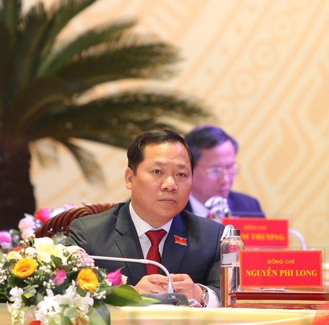 Ông Hồ Quốc Dũng được bầu làm Bí thư Tỉnh ủy Bình Định - 3