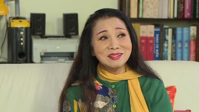 NSND Bạch Tuyết trải lòng về cuộc hôn nhân tan vỡ cùng danh thủ Tam Lang - 3