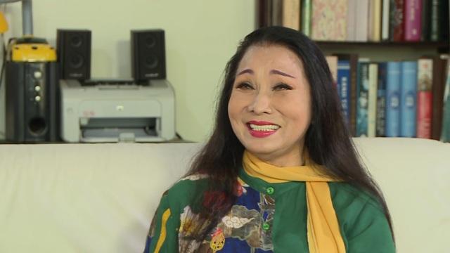 NSND Bạch Tuyết trải lòng về cuộc hôn nhân tan vỡ cùng danh thủ Tam Lang - 2