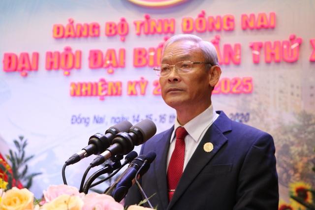Ông Nguyễn Phú Cường tái đắc cử Bí thư Tỉnh ủy Đồng Nai - 2