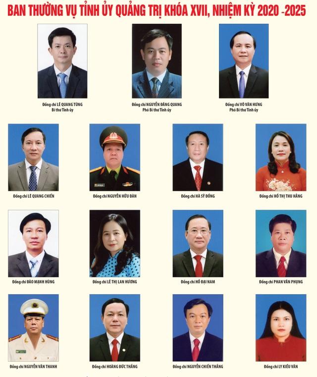 Ông Lê Quang Tùng tiếp tục làm Bí thư Tỉnh uỷ Quảng Trị - 4