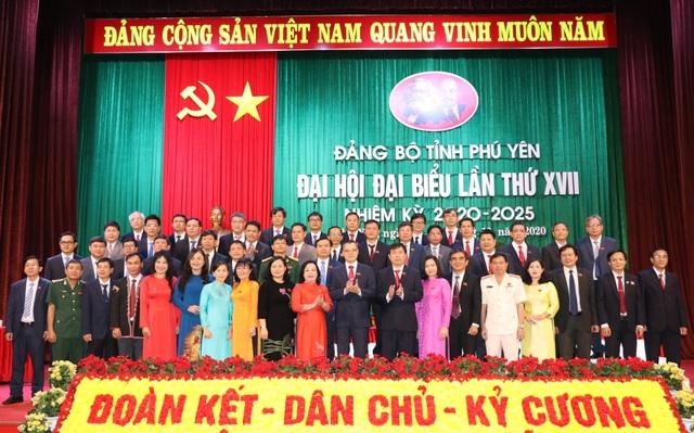 Đảng bộ tỉnh Phú Yên: Đột phá thúc đẩy tỉnh nhà phát triển nhanh - bền vững - 1