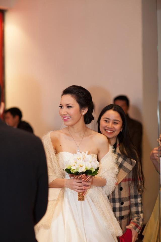 Bất ngờ vợ kém 14 tuổi của MC Anh Tuấn bị khui ảnh hiếm hoi mặc bikini bỏng mắt dân tình - 7