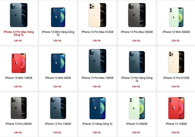 Dân buôn lén lút nhận đặt cọc iPhone 12 xách tay - 2