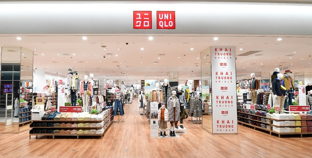 Của hàng thứ 6 của Uniqlo chính thức khai trương, thêm cơ hội trải nghiệm mua sắm đẳng cấp - 1