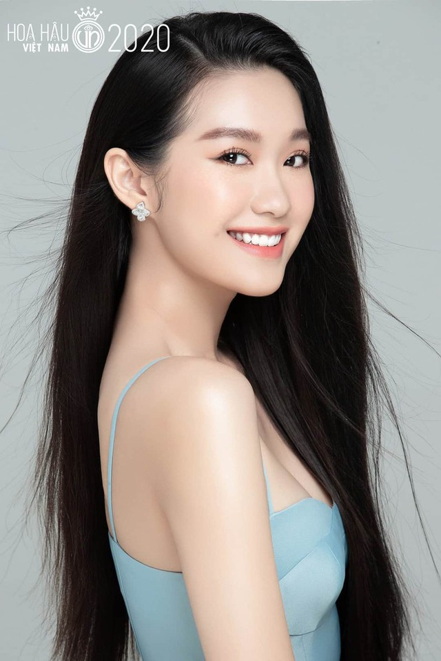 Ngẩn ngơ nhan sắc đời thường của loạt thí sinh Hoa hậu Việt Nam 2020 - 1