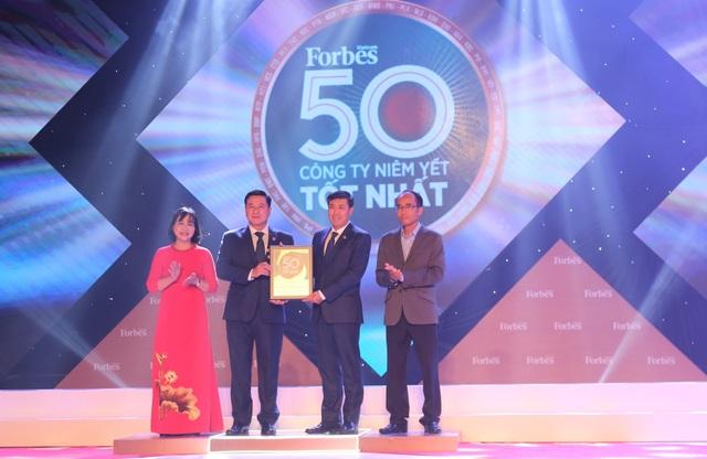 HDBank vào danh sách 50 Công ty niêm yết tốt nhất năm 2020 - 1