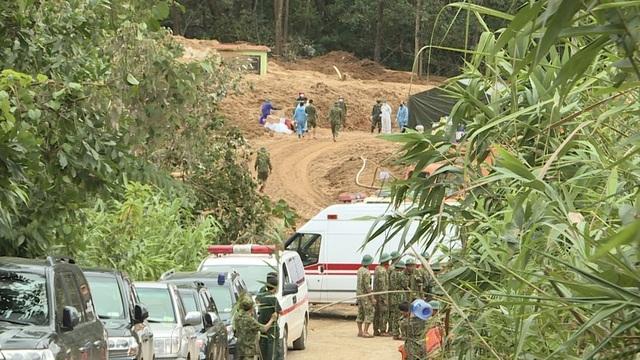 Tiếp tục hành trình mở đường vào Rào Trăng 3 tìm kiếm 16 công nhân - 8