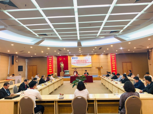 VCCI và Hội Khuyến học Việt Nam đẩy mạnh công tác khuyến học, khuyến tài - 3
