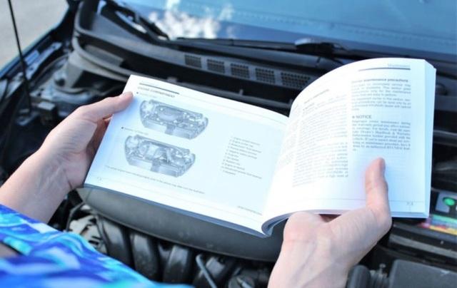 Mất bao lâu để đọc hết một cuốn hướng dẫn sử dụng xe? - 1