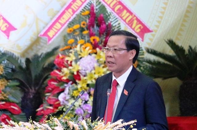 Ông Phan Văn Mãi tái đắc cử Bí thư Tỉnh ủy Bến Tre - 1