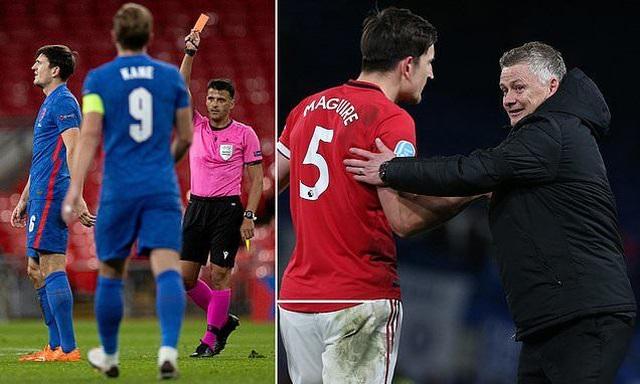 Man Utd đón tin không vui từ đội trưởng Harry Maguire - 1