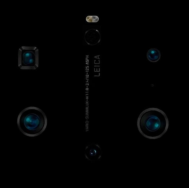 Lộ cấu hình chi tiết và thiết kế cụm camera độc đáo của Mate 40 Pro - 2