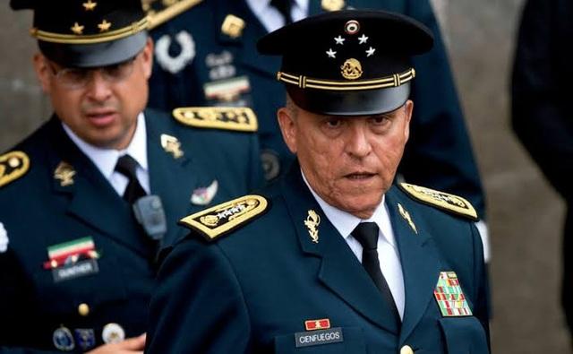 Mỹ bắt cựu bộ trưởng quốc phòng Mexico ngay tại sân bay - 1