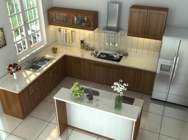 Gợi ý 10 cách bố trí không gian bếp thật phong cách từ chuyên gia nhà bếp Minh Houseware - 1