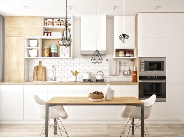 Gợi ý 10 cách bố trí không gian bếp thật phong cách từ chuyên gia nhà bếp Minh Houseware - 2
