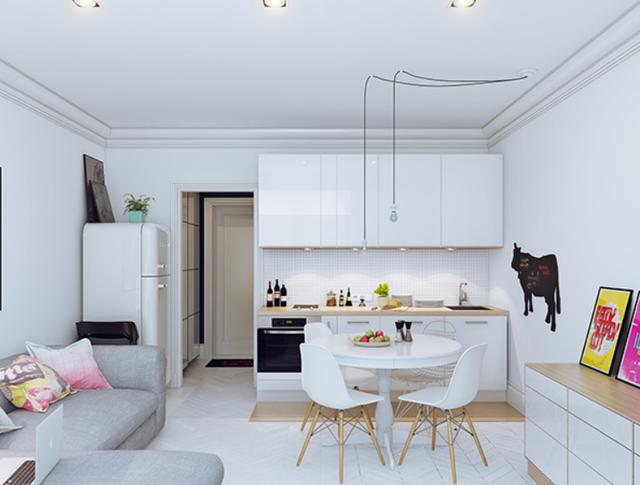 Gợi ý 10 cách bố trí không gian bếp thật phong cách từ chuyên gia nhà bếp Minh Houseware - 4