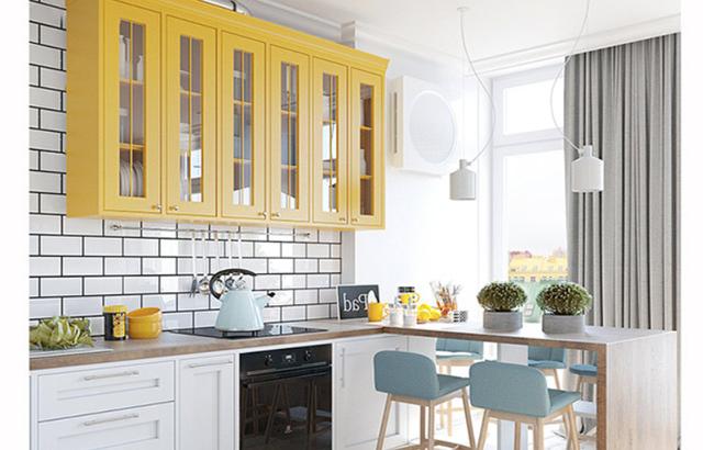 Gợi ý 10 cách bố trí không gian bếp thật phong cách từ chuyên gia nhà bếp Minh Houseware - 5
