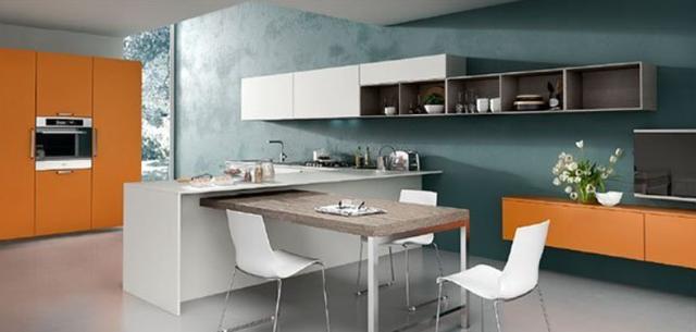 Gợi ý 10 cách bố trí không gian bếp thật phong cách từ chuyên gia nhà bếp Minh Houseware - 6