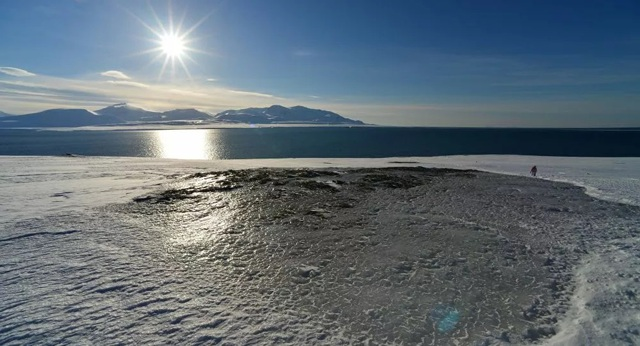 Nhiệt độ của Đại Tây Dương tăng lên mức chưa từng có trong ba nghìn năm qua - 1