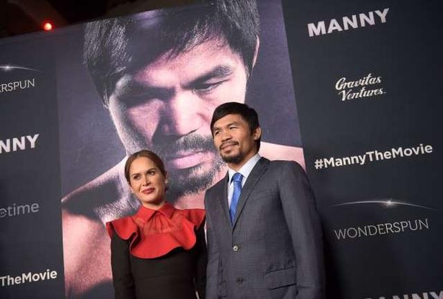 Tuổi thơ cơ cực và hành trình vươn lên huyền thoại của Manny Pacquiao - 17