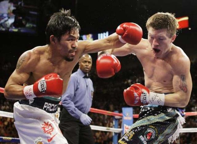 Tuổi thơ cơ cực và hành trình vươn lên huyền thoại của Manny Pacquiao - 9