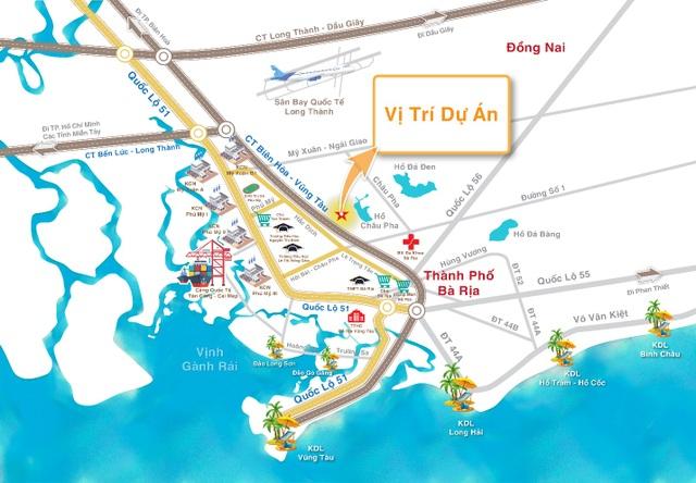 """Nhà đầu tư """"săn tìm"""" bất động sản đất nền Phú Mỹ - Bà Rịa Vũng  Tàu - 2"""