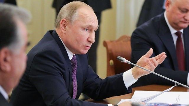 """Tổng thống Putin: """"Nga có những vũ khí mới mà Mỹ không có"""" - 1"""