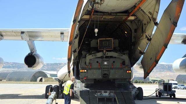 """Video Thổ Nhĩ Kỳ lần đầu phóng thử """"Rồng lửa"""" S-400 của Nga - 1"""