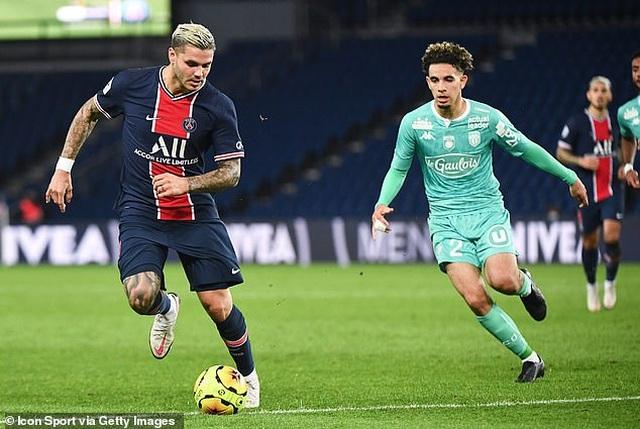 PSG lo thiếu hơn nửa đội hình khi gặp Man Utd ở Champions League - 1
