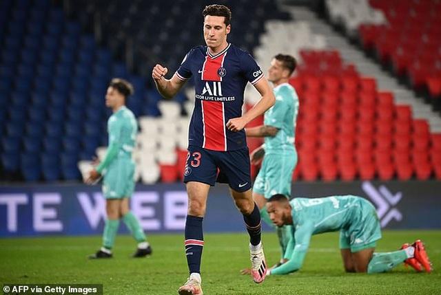 PSG lo thiếu hơn nửa đội hình khi gặp Man Utd ở Champions League - 2