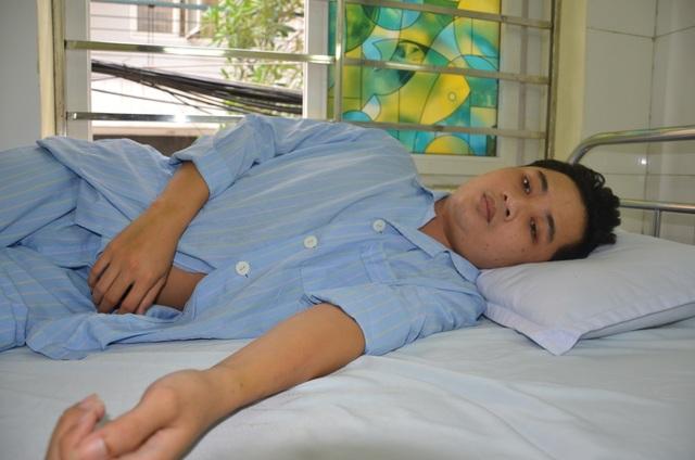 Chàng trai bị giãn cơ tim nghẹn ngào: Xin cho em thêm một lần được sống - 6