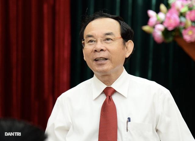 Ông Nguyễn Văn Nên được bầu làm Bí thư Thành ủy TPHCM - 2