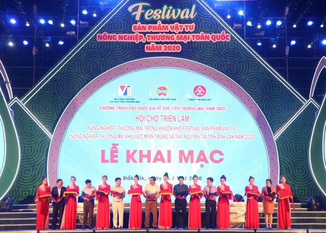 Đắk Lắk tổ chức Festival Sản phẩm vật tư nông nghiệp và thương mại - 1