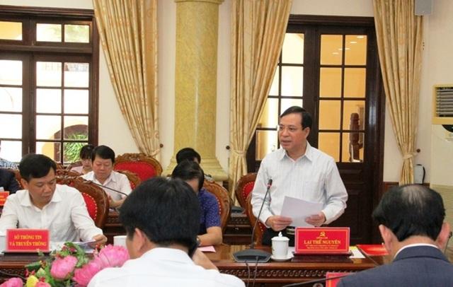 Thanh Hóa giữ nguyên số lượng 3 Phó Bí thư Tỉnh ủy nhiệm kỳ tới - 2