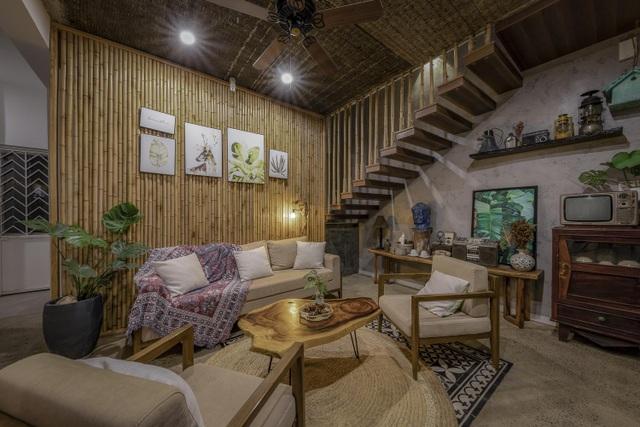 Nhà có khu vườn, bể cá Koi đẹp như resort của vợ chồng trẻ ở Đà Nẵng - 7