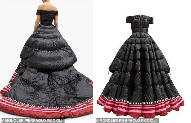 Váy phao to như... chăn bông có giá gần 510 triệu đồng - 3