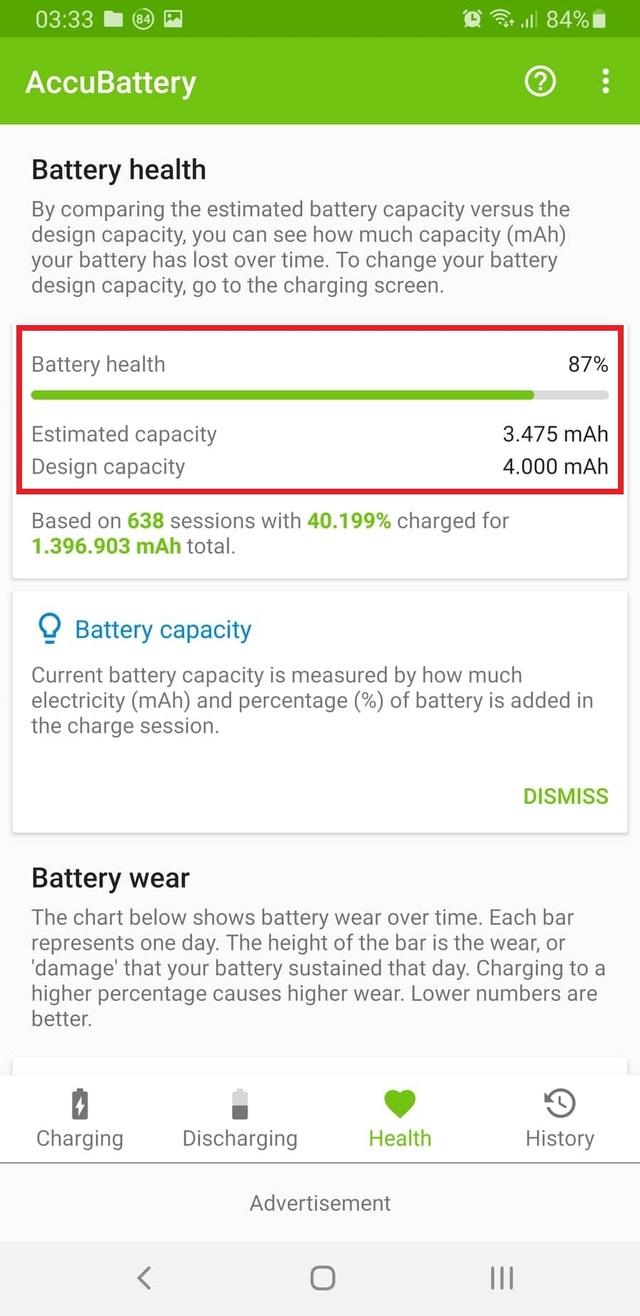 Hướng dẫn kiểm tra tình trạng và mức độ chai của pin smartphone - 2