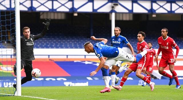 Everton 2-2 Liverpool: Màn rượt đuổi quyết liệt - 6